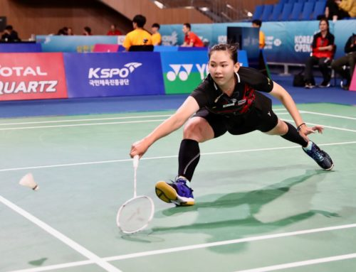 Reddentes Sports seal exclusive two-year deal to manage world No.13 shuttler Pornpawee Chochuwong